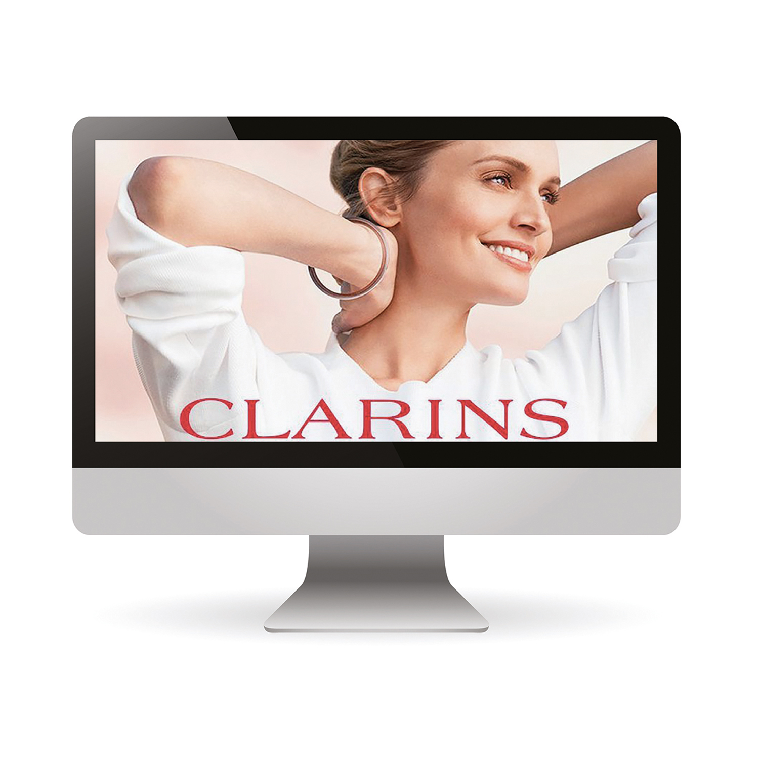 Visual mood Clarins