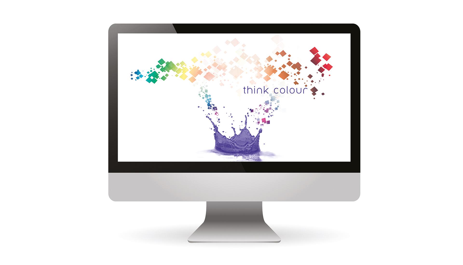 Concept creativo Think Colour