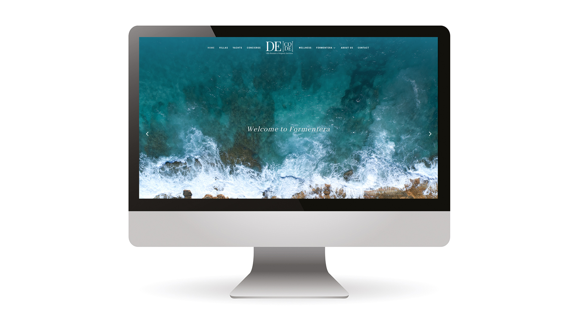 Home Page Decode Formentera