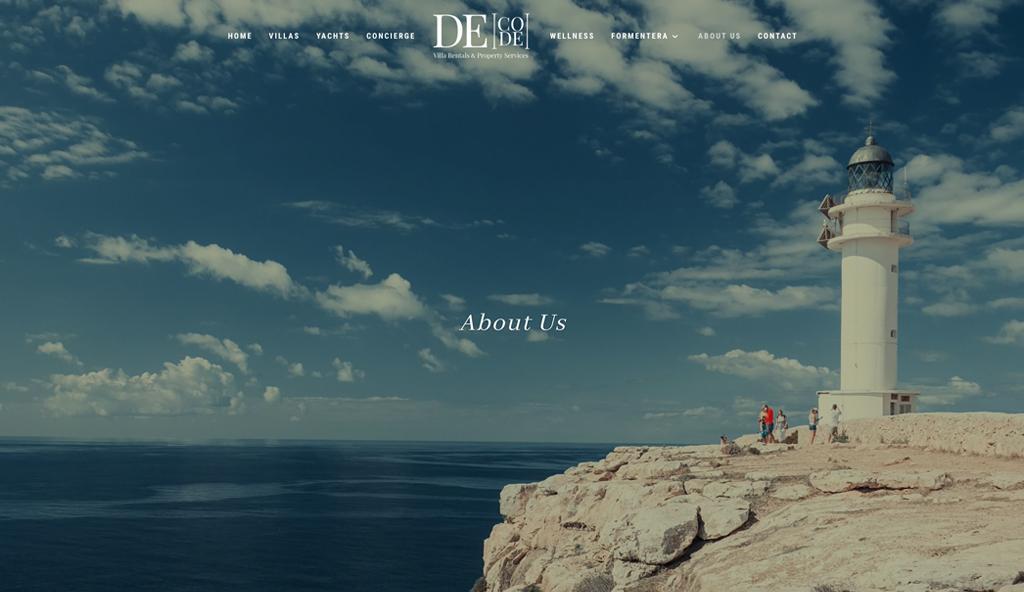 Seconda Slide Decode Formentera